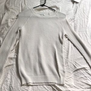 Old Navy white sweater size Small